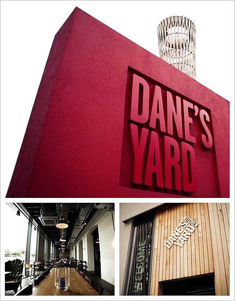 Dane's Yard Stratford