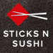 Sticks n Sushi Logo