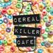 Cereal Killer Cafe Logo