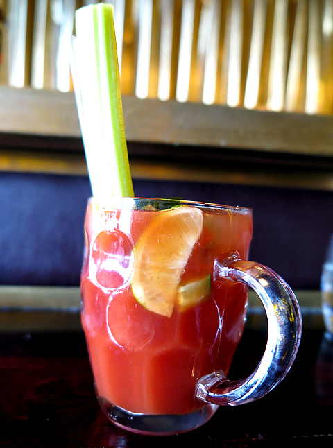 The Breakfast Club Bloody Mary